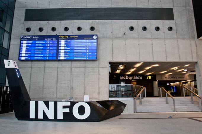 Dworzec PKP Katowice Train Station - zdjęcie 7