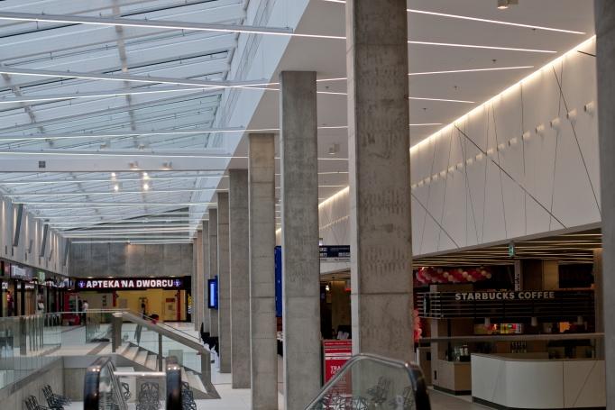 Dworzec PKP Katowice Train Station - zdjęcie 12