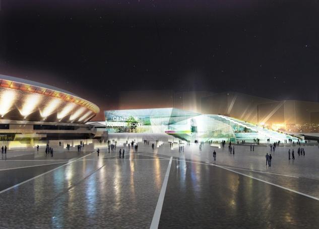 Międzynarodowe Centrum Kongresowe / International Congress Centre - zdjęcie 2