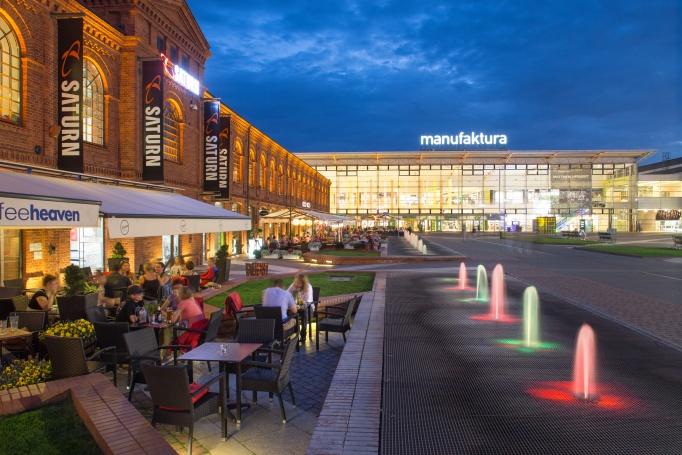 Manufaktura commercial centre - zdjęcie 8