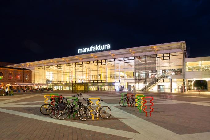 Manufaktura commercial centre - zdjęcie 9