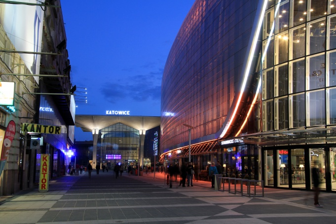 Galeria Katowicka-Plac Szewczyka - zdjęcie 1