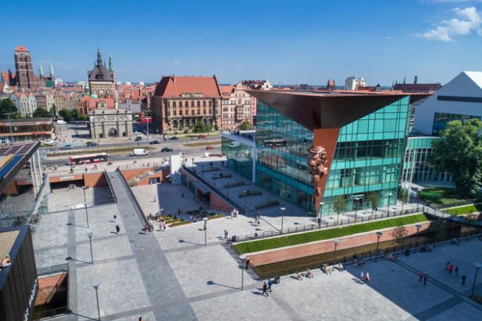 Forum Gdańsk - zdjęcie 1