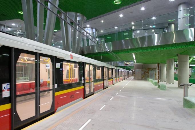 Stacja metra Stadion Narodowy  - zdjęcie 1