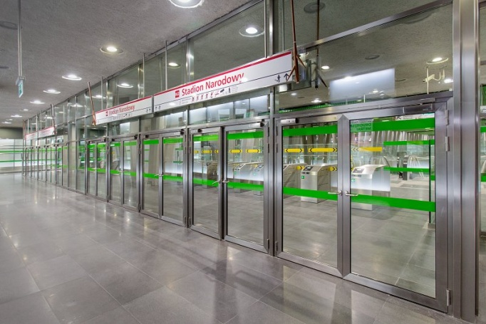 Stacja metra Stadion Narodowy  - zdjęcie 3