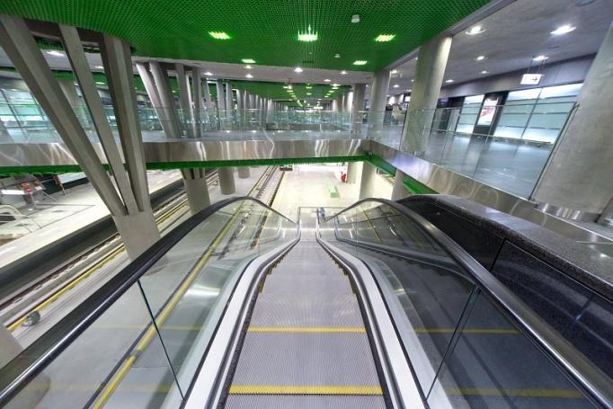 Stacja metra Stadion Narodowy  - zdjęcie 7