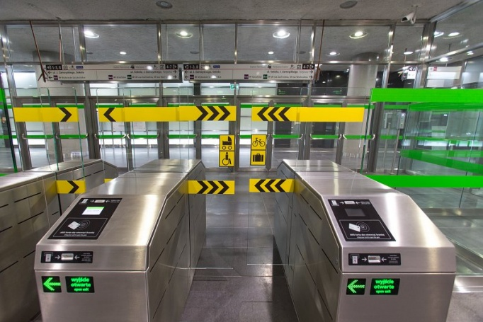 Stacja metra Stadion Narodowy  - zdjęcie 8