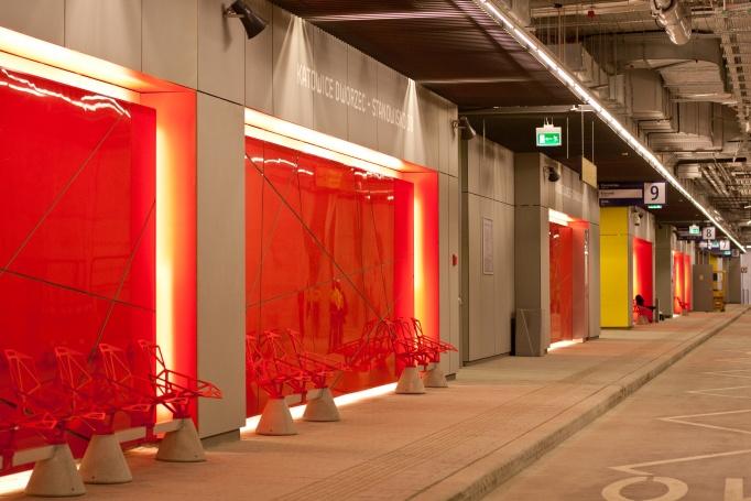 Dworzec autobusowy Galeria Katowicka - zdjęcie 6