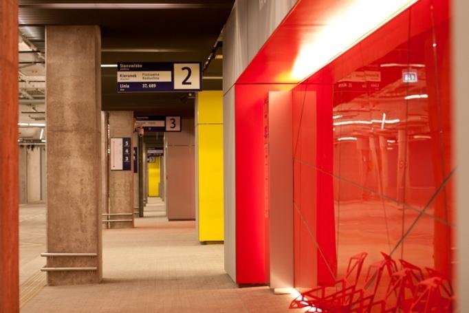 Dworzec autobusowy Galeria Katowicka - zdjęcie 1