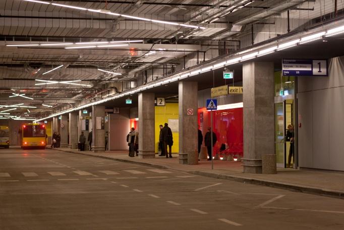Dworzec autobusowy Galeria Katowicka - zdjęcie 8