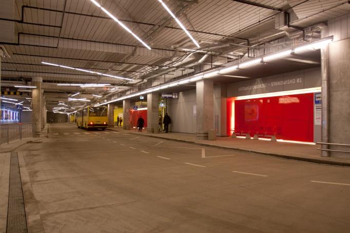 Dworzec autobusowy Galeria Katowicka - zdjęcie 7