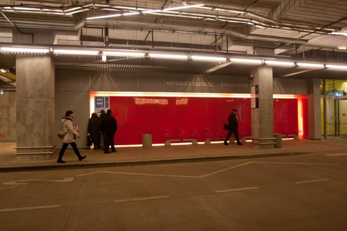 Dworzec autobusowy Galeria Katowicka - zdjęcie 9