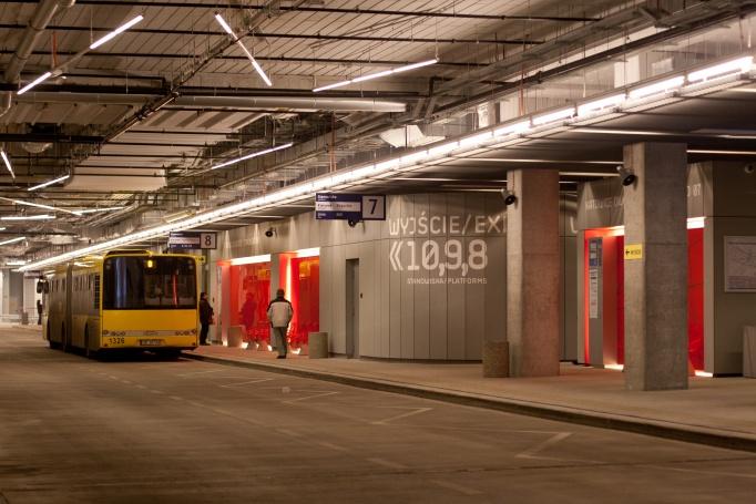 Dworzec autobusowy Galeria Katowicka - zdjęcie 5