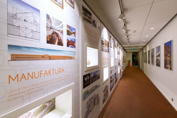 Biura Sud Architekt offices - zdjęcie 3