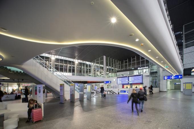 Warszawa Centralna - zdjęcie 12
