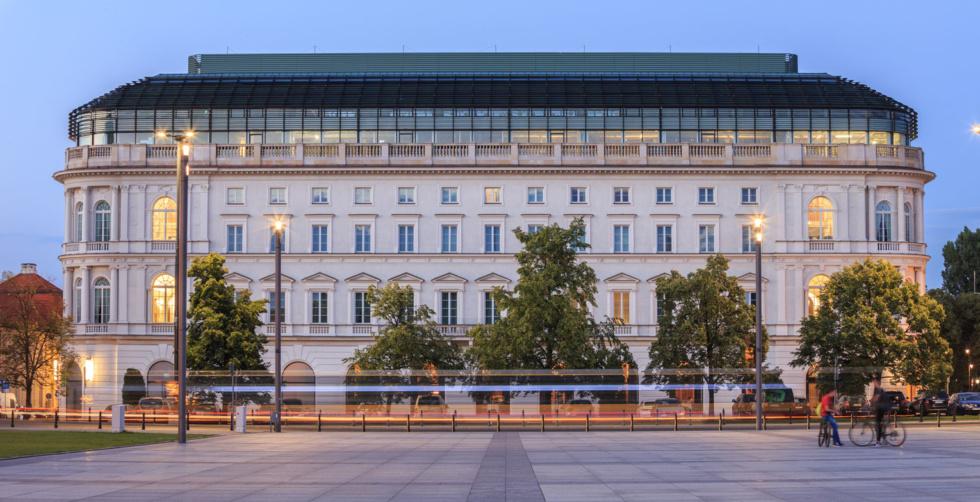 Hotel Europejski, Warszawa