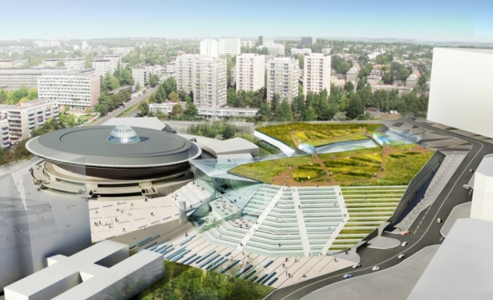 Międzynarodowe Centrum Kongresowe / International Congress Centre - zdjęcie 1