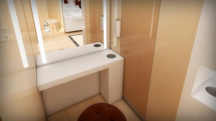 Galeria Mokotów Toalety - 0, +1 - zdjęcie 4
